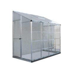 lean to 8x4 greenhouse