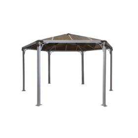 Monaco Hexagonal Gazebo