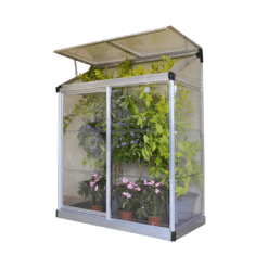 Greenhouses Lean To GrowHouse 4x2