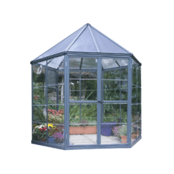 Oasis Hexagonal Greenhouse